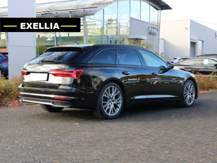 Audi A6 Avant AVANT 40 TDI S TRONIC S LINE  NOIR  Occasion - 11