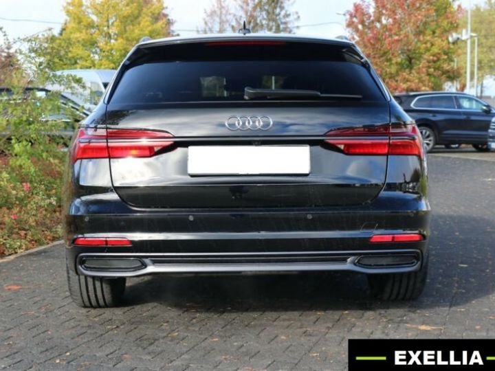 Audi A6 Avant AVANT 40 TDI S TRONIC S LINE  NOIR  Occasion - 12