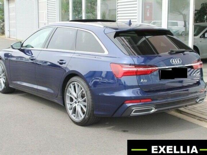 Audi A6 Avant AVANT 45 TFSI S TRONIC S LINE QUATTRO  BLEU  Occasion - 6
