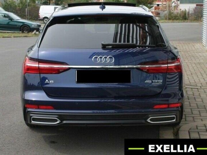 Audi A6 Avant AVANT 45 TFSI S TRONIC S LINE QUATTRO  BLEU  Occasion - 8