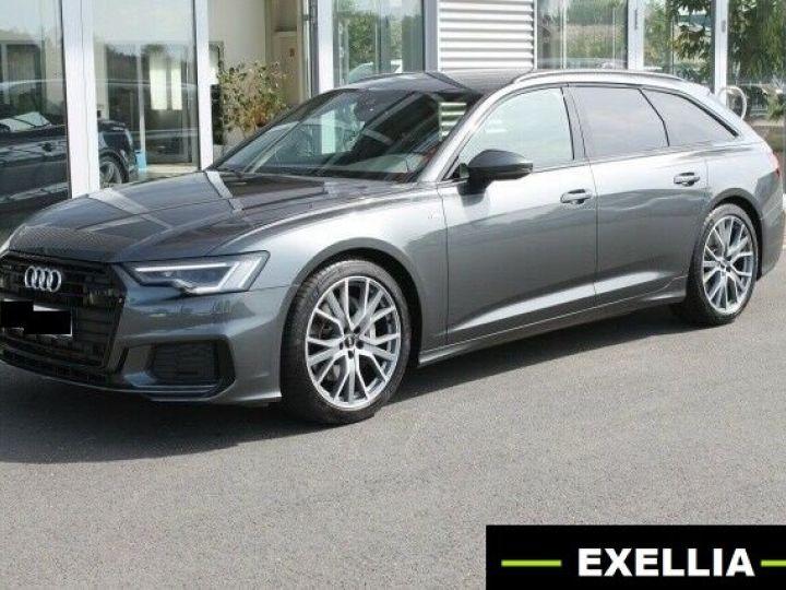 Audi A6 Avant AVANT 50 TDI TIPTRONIC S LINE PLUS  GRIS DAYTONA  Occasion - 1