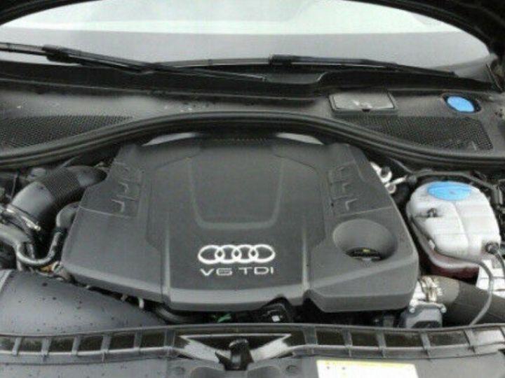 Audi A6 Avant  IV (2) AVANT 3.0 TDI 218 BUSINESS LINE  S TRONIC(07/2016) noir métal - 19