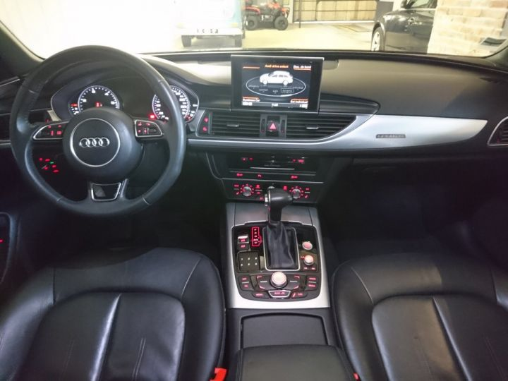 Audi A6 Avant IV 2 AVANT 3.0 TDI 313 S LINE QUATTRO TIPTRONIC gris metal - 6