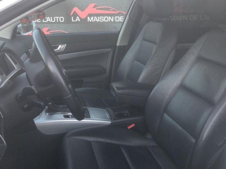 Audi A6 Avant Pack Business S-Line BLANC - 8