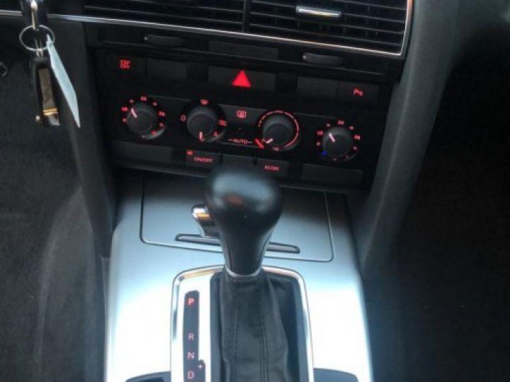 Audi A6 Avant Pack Business S-Line BLANC - 9