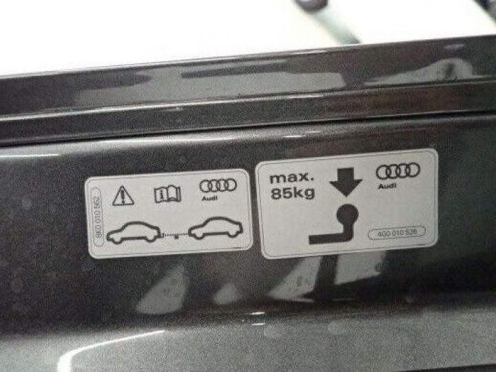 Audi A6 Avant pack competition gris Daytona - 8