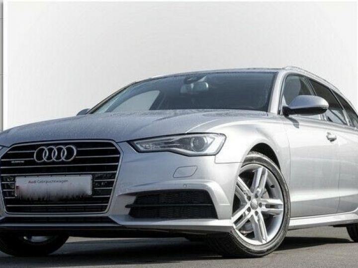 Audi A6 Avant quattro 3L TDI gris floret - 1