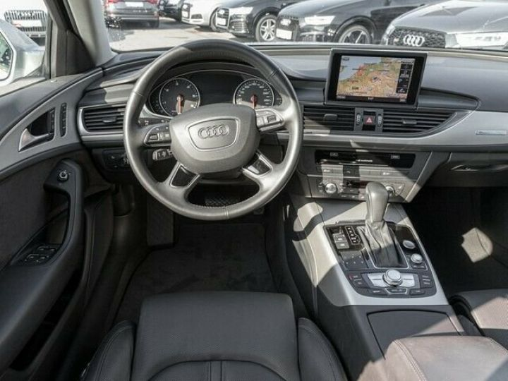 Audi A6 Avant quattro 3L TDI gris floret - 2