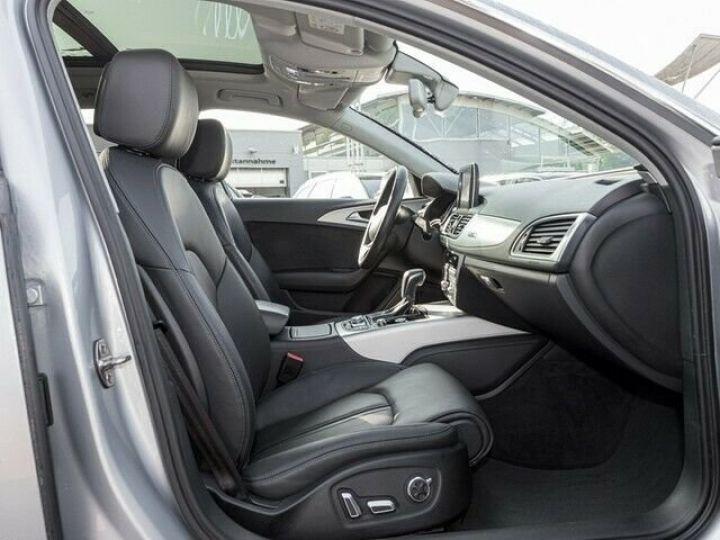 Audi A6 Avant quattro 3L TDI gris floret - 3