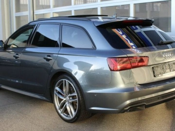 Audi A6 Avant QUATTRO PACK COMPETITION  GRIS DAYTONA - 4