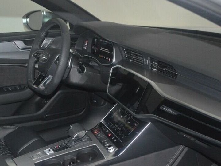 Audi A6 Avant S6 AVANT 3.0 TDI 349 CV  blanc  Occasion - 4