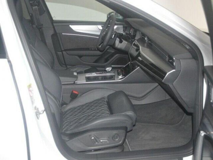 Audi A6 Avant S6 AVANT 3.0 TDI 349 CV  blanc  Occasion - 5