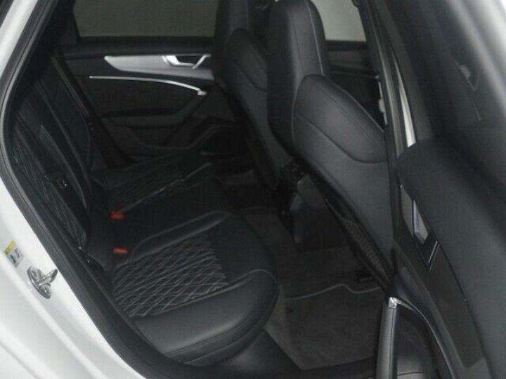Audi A6 Avant S6 AVANT 3.0 TDI 349 CV  blanc  Occasion - 6