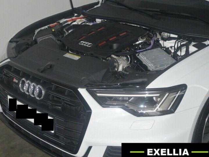 Audi A6 Avant S6 AVANT 3.0 TDI 349 CV  blanc  Occasion - 7