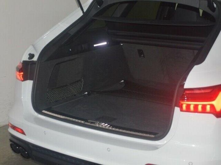 Audi A6 Avant S6 AVANT 3.0 TDI 349 CV  blanc  Occasion - 8