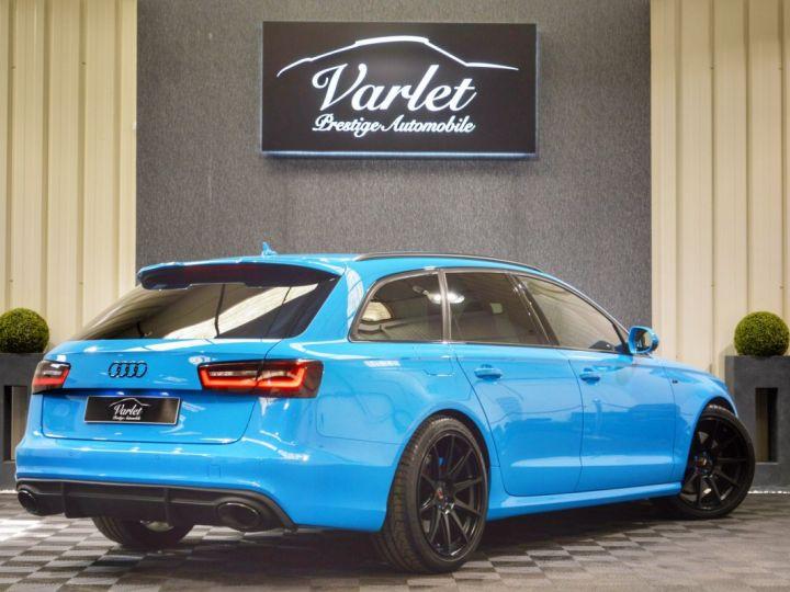 Audi A6 Avant Unique audi a6 c7 avant 3.0 v6 bi tdi 313ch tiptro pack audi exclusive riviera blue full options +++ AUDI EXCLUSIVE RIVIERA BLUE - 4