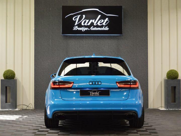 Audi A6 Avant Unique audi a6 c7 avant 3.0 v6 bi tdi 313ch tiptro pack audi exclusive riviera blue full options +++ AUDI EXCLUSIVE RIVIERA BLUE - 5