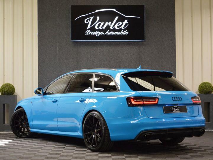 Audi A6 Avant Unique audi a6 c7 avant 3.0 v6 bi tdi 313ch tiptro pack audi exclusive riviera blue full options +++ AUDI EXCLUSIVE RIVIERA BLUE - 6