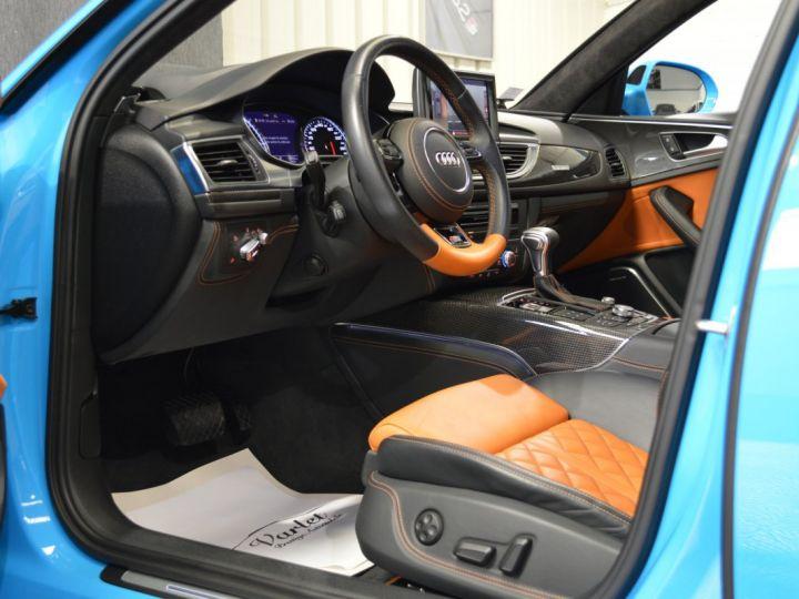 Audi A6 Avant Unique audi a6 c7 avant 3.0 v6 bi tdi 313ch tiptro pack audi exclusive riviera blue full options +++ AUDI EXCLUSIVE RIVIERA BLUE - 7