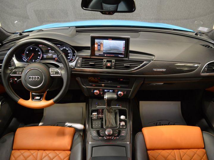 Audi A6 Avant Unique audi a6 c7 avant 3.0 v6 bi tdi 313ch tiptro pack audi exclusive riviera blue full options +++ AUDI EXCLUSIVE RIVIERA BLUE - 8