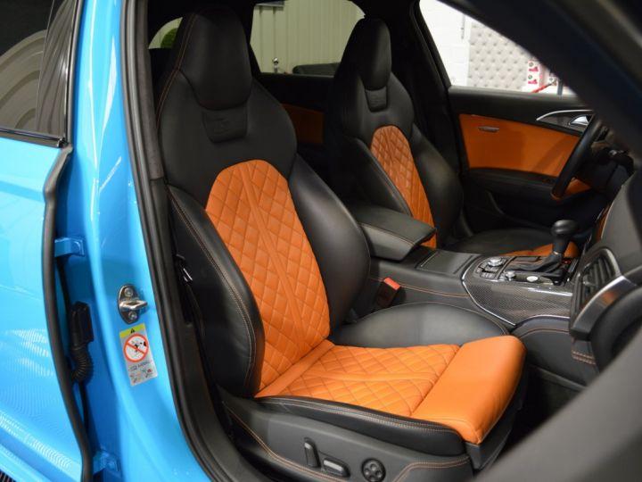 Audi A6 Avant Unique audi a6 c7 avant 3.0 v6 bi tdi 313ch tiptro pack audi exclusive riviera blue full options +++ AUDI EXCLUSIVE RIVIERA BLUE - 11