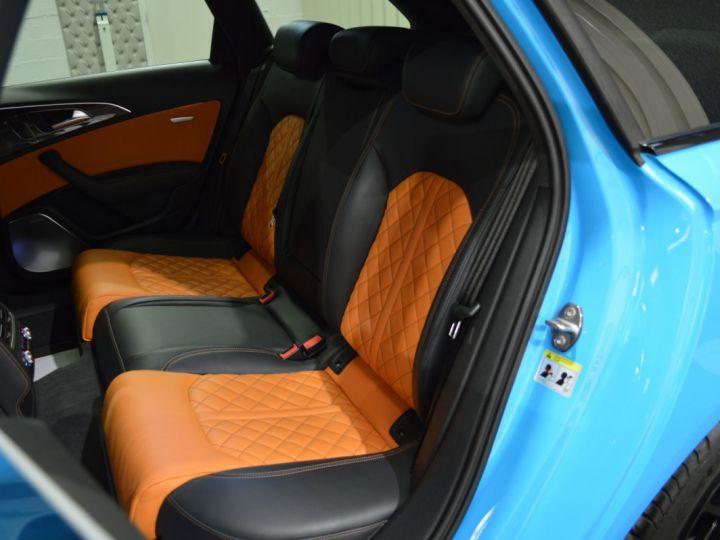 Audi A6 Avant Unique audi a6 c7 avant 3.0 v6 bi tdi 313ch tiptro pack audi exclusive riviera blue full options +++ AUDI EXCLUSIVE RIVIERA BLUE - 12