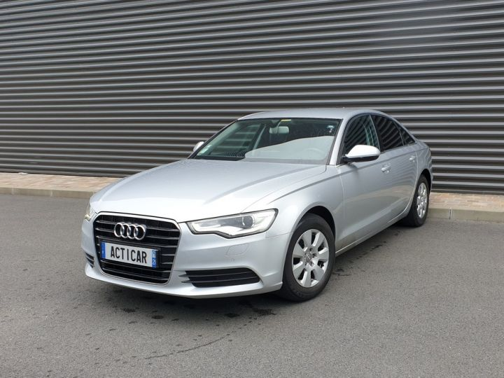 Audi A6 iv 2.0 tdi 177 ambition luxe bv6 Gris Occasion - 1