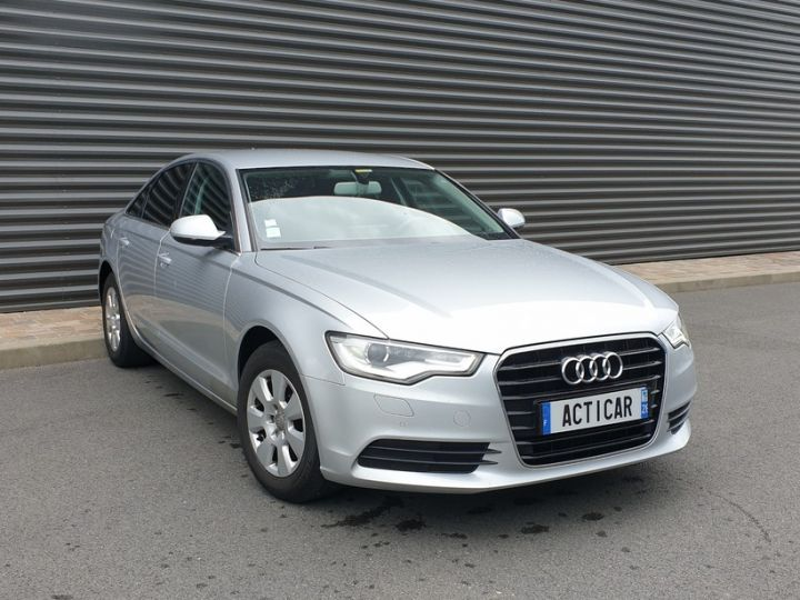 Audi A6 iv 2.0 tdi 177 ambition luxe bv6 Gris Occasion - 2