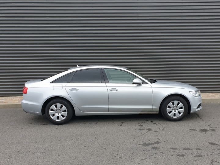 Audi A6 iv 2.0 tdi 177 ambition luxe bv6 Gris Occasion - 3