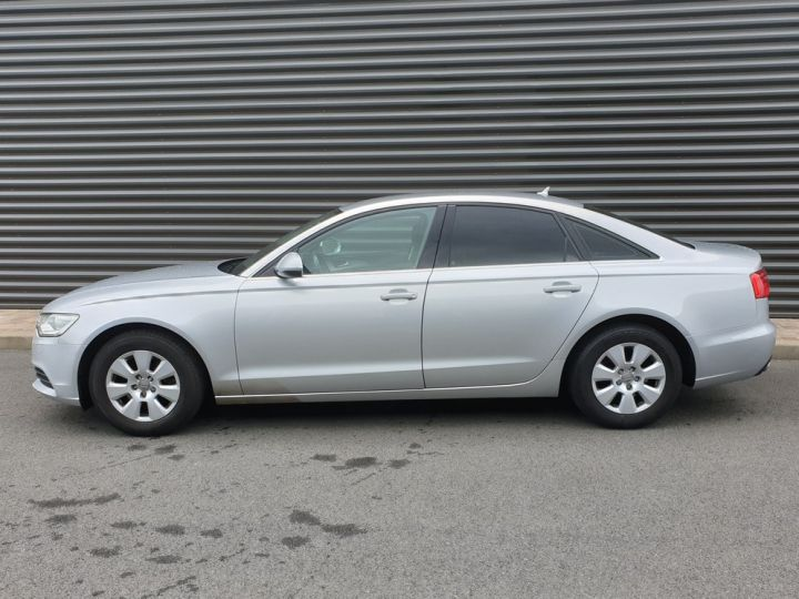 Audi A6 iv 2.0 tdi 177 ambition luxe bv6 Gris Occasion - 4