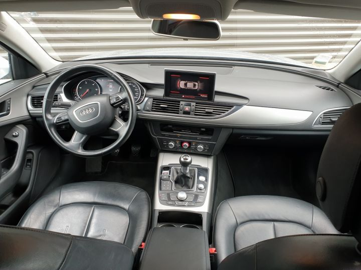 Audi A6 iv 2.0 tdi 177 ambition luxe bv6 Gris Occasion - 5