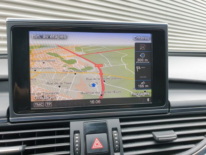 Audi A6 iv 2.0 tdi 177 ambition luxe bv6 Gris Occasion - 6