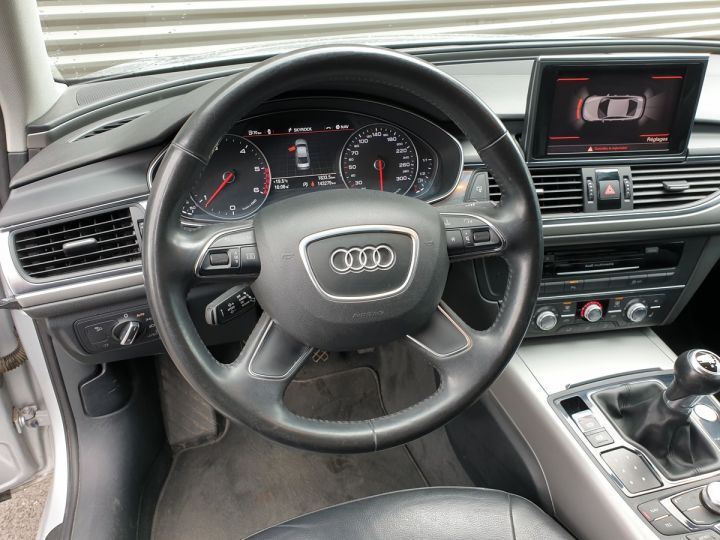 Audi A6 iv 2.0 tdi 177 ambition luxe bv6 Gris Occasion - 12
