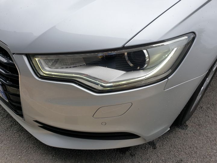 Audi A6 iv 2.0 tdi 177 ambition luxe bv6 Gris Occasion - 15