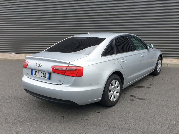 Audi A6 iv 2.0 tdi 177 ambition luxe bv6 Gris Occasion - 17