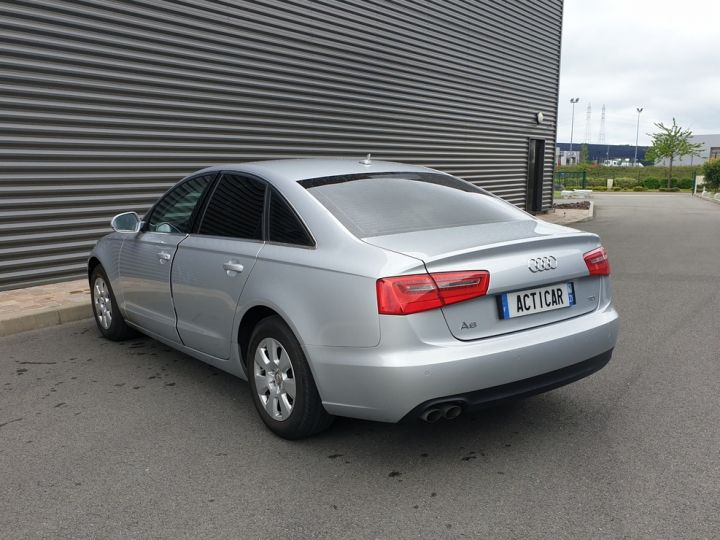 Audi A6 iv 2.0 tdi 177 ambition luxe bv6 Gris Occasion - 18