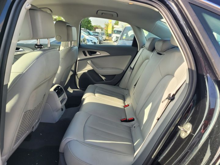 Audi A6 iv 2.0 tdi 190 ambition luxe tronic Noir Occasion - 8