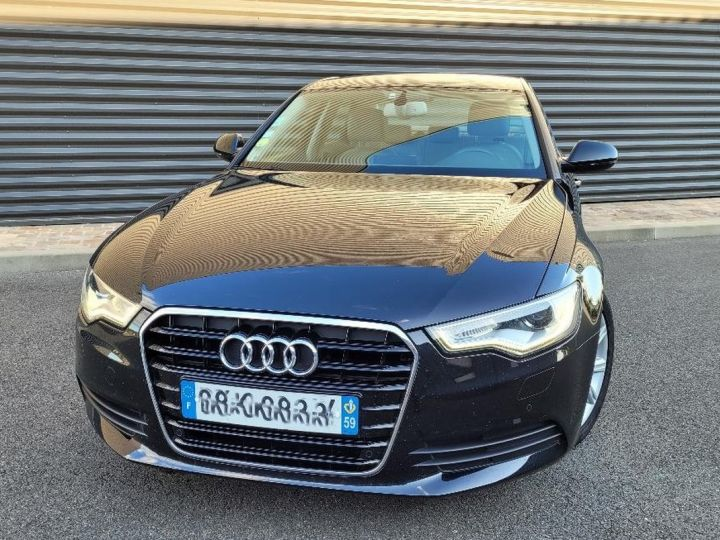 Audi A6 iv 2.0 tdi 190 ambition luxe tronic Noir Occasion - 16