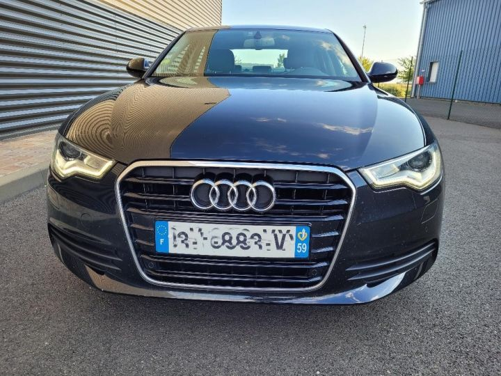 Audi A6 iv 2.0 tdi 190 ambition luxe tronic Noir Occasion - 17