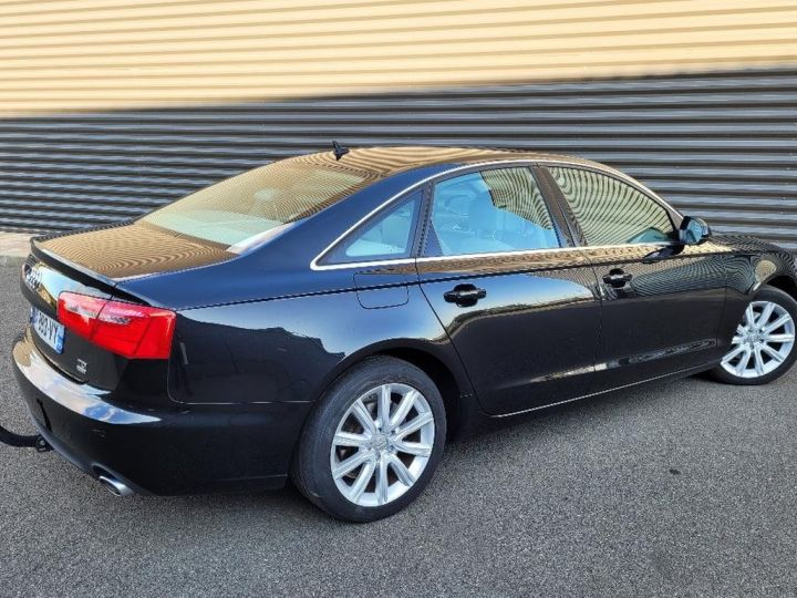 Audi A6 iv 2.0 tdi 190 ambition luxe tronic Noir Occasion - 19