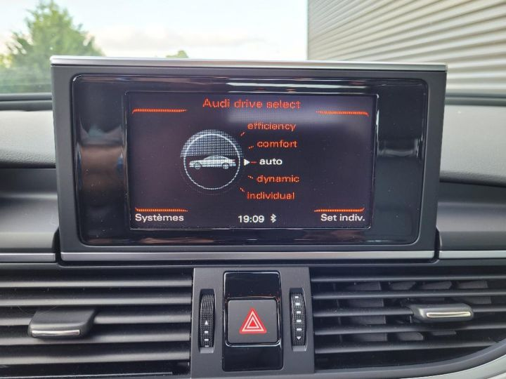 Audi A6 iv 2.0 tdi 190 ambition luxe tronic i Noir Occasion - 10