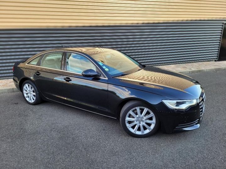 Audi A6 iv 2.0 tdi 190 ambition luxe tronic i Noir Occasion - 15