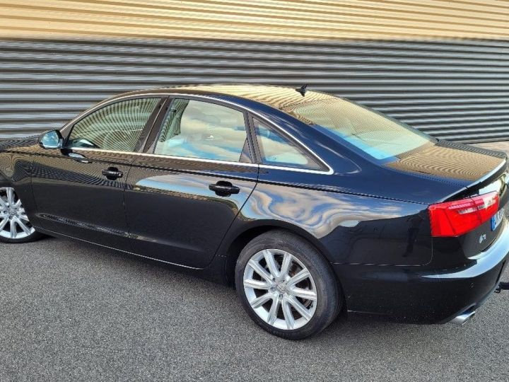Audi A6 iv 2.0 tdi 190 ambition luxe tronic i Noir Occasion - 20