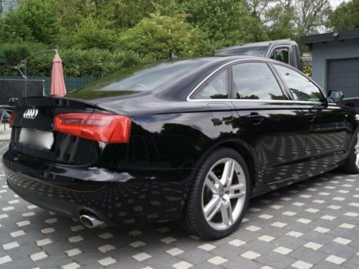 Audi A6 QUATTRO S LINE NOIR - 4