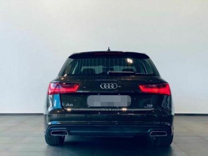 Audi A6 Sline Noir - 4
