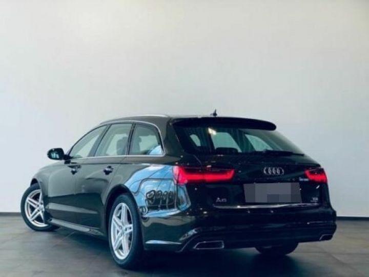 Audi A6 Sline Noir - 6