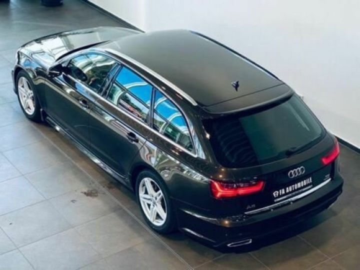 Audi A6 Sline Noir - 7