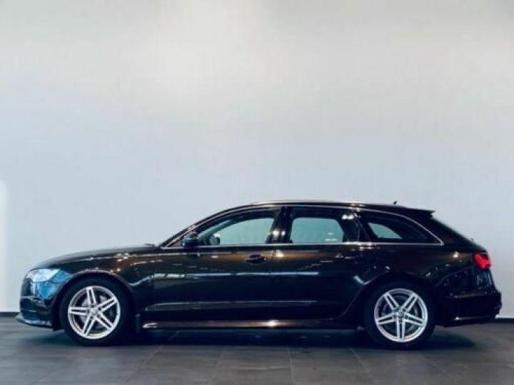 Audi A6 Sline Noir - 8