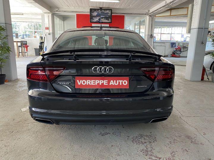 Audi A7 Sportback 2.0 TFSI 252CH AVUS S TRONIC 7 Gris F - 5