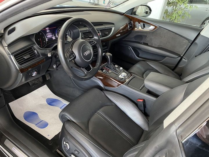 Audi A7 Sportback 2.0 TFSI 252CH AVUS S TRONIC 7 Gris F - 8